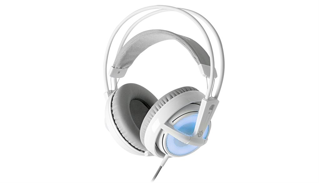 Siberia v2 Full Size Multipurpose Gaming Headset - Frost Blue