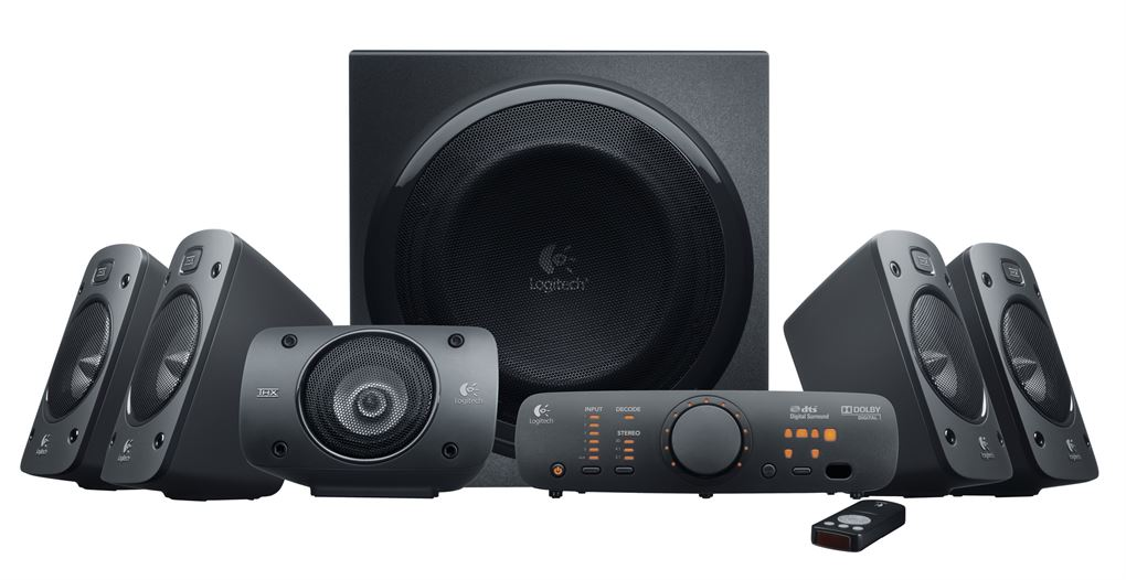 Logitech Z906 5.1 THX Speakers