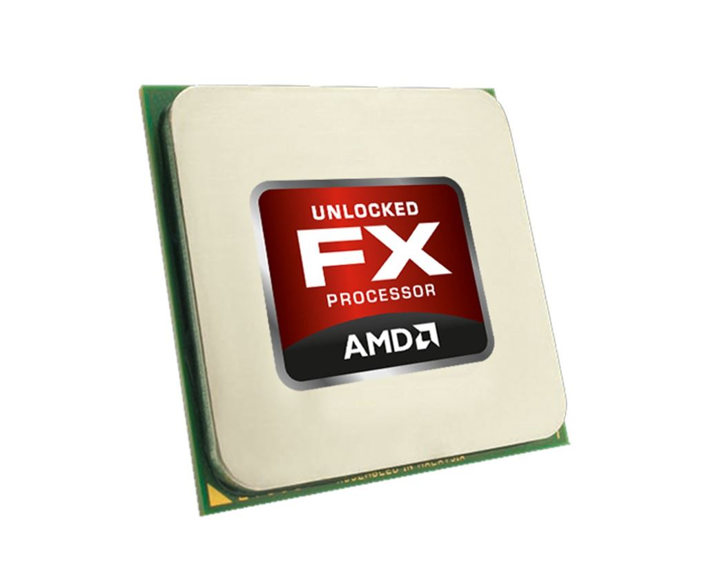 AMD FX-8350 Eight-Core - AM3+