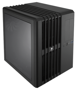 Corsair Carbide Series Air 540 High Airflow ATX Cube Case - Black