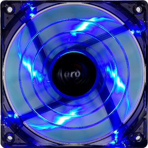 Aerocool Shark Fan 120mm - Blue