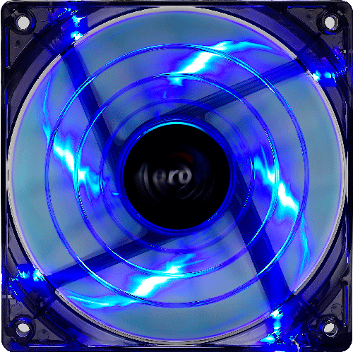 Aerocool Shark Fan 140mm - Blue