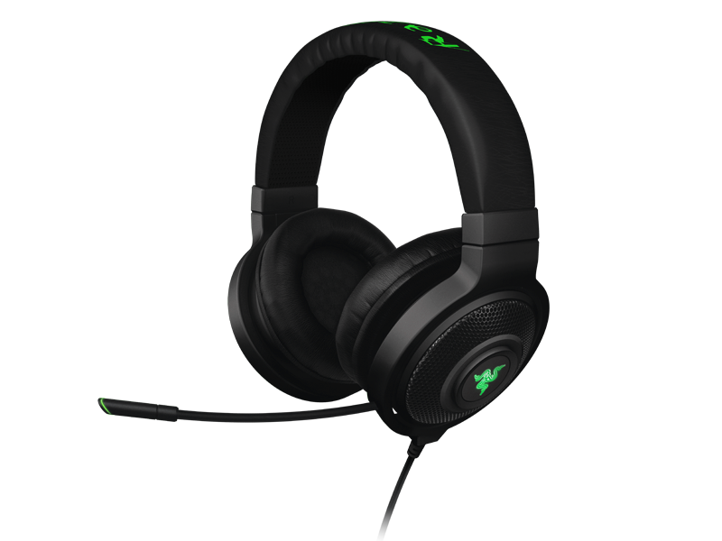 Razer Kraken 7.1 Surround Sound Gaming Experience