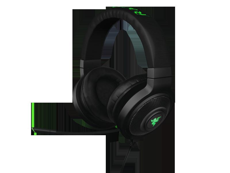 Razer Kraken 7.1 Surround Sound Gaming Experience