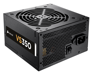Picture of Corsair VS Series VS350 — 350 Watt Power Supply
