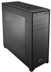 Corsair Obsidian Series 750D Full Tower - Black With Window