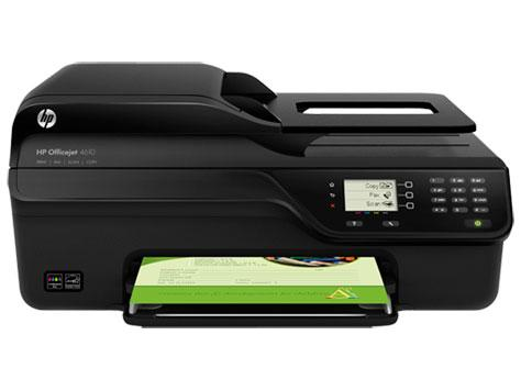 HP Officejet 4610 All-in-One Printer (CR771A)