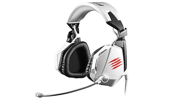 Saitek Cyborg F.R.E.Q 5 Headset