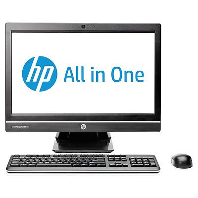 "HP 6300 Elite (C4K21PA) 21.5"" (Non Touch) i5, 4GB RAM, 500GB Storage, Win 8, 3 Yr Warranty All-in-One PC"