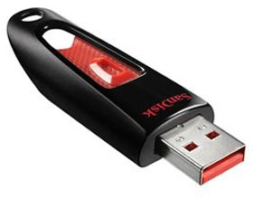 32GB Sandisk Ultra USB 3.0 Flash Drive