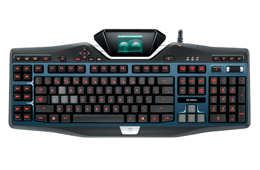 Logitech G19S Gaming Keyboard(920-004996)