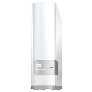 WD 2TB My Cloud Personal Storage (WDBCTL0020HWT-AESN)