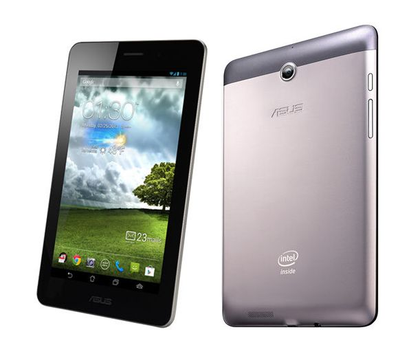 "Asus Fonepad (ME371MG-1B049A) 7"" IPS - Intel Atom Z2420 - 8GB Internal Storage - 1GB Memory - 3G/WiFi - Andriod Jelly Bean 4 (GREY)"