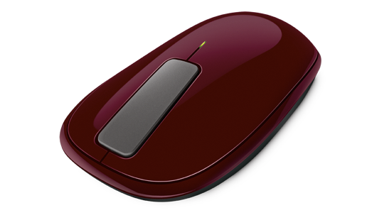 Microsoft Explorer Touch Mouse Limited Edition (U5K-00019)