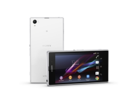 "SONY XPERIA Z1 WHITE ANDROID 4.2 2GHZ 5"" 1080P 16GB"