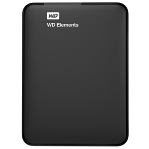 "Western Digital 1TB Elements Portable 2.5"" USB 3.0"