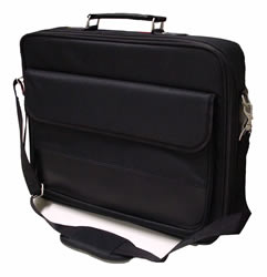 "Rock Notebook Bag w/ Metal Frame 17"" to 18"" (BAG-1281)"