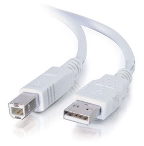 2M TCI USB 2.0 Printer Cable A-B - 10 Pack