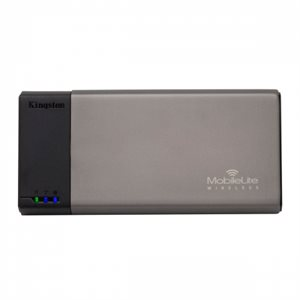 Kingston Black/Gray 1800 mAh MobileLite Wireless (MLW221)