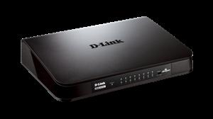 D-Link (DGS-1016A) 16-Port Unmanaged Gigabit Switch