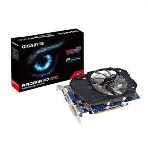 Gigabyte GV-R725OC-2GI (REV2.0) - Radeon R7 250 2GB 128-bit DDR3 - PCI Express 3.0 - HDCP Ready Video Card (R725OC-2GI)