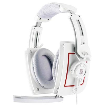 TTeSport Level 10 M Iron White Headset