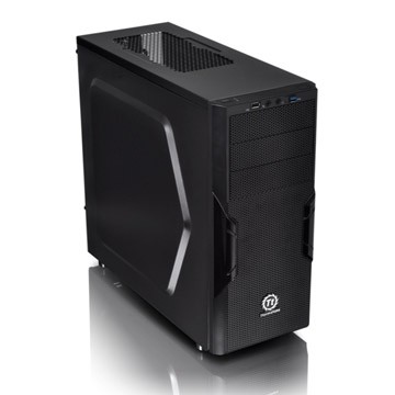 Thermaltake Versa H22 Mid Tower Chassis + 500W Power Supply Included