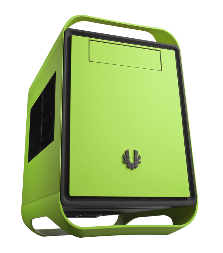 BitFenix Prodigy Mini-ITX Case - Green