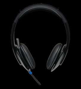 Logitech USB Headset H540 - Black