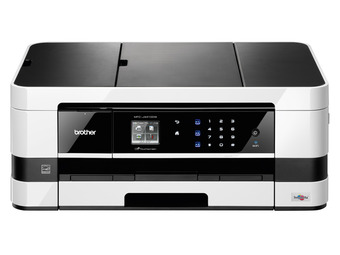 Brother Colour Inkjet Wireless Multi-Function Printer (MFC-J4410DW)