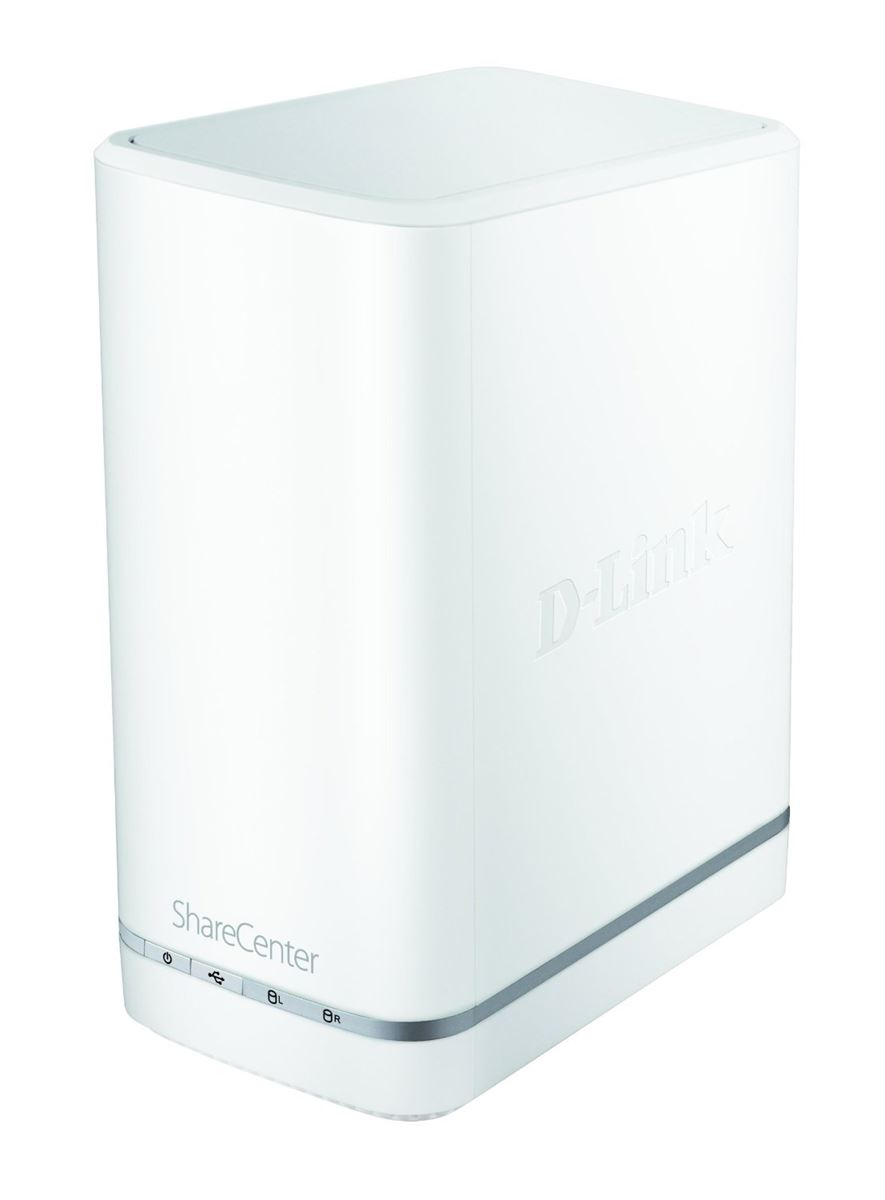D-Link DNS-327L 2-BAY Sharecentre Cloud NAS