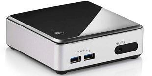 Intel® NUC Kit D54250WYK i5-4250U mSATA 1xMiniHDMI 1xMiniDP