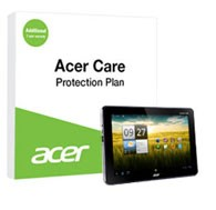 Acer Care for Tablets 1 Year to 3 Years Warranty Uplift, Includes 90 Days Acer Care Protection Plan