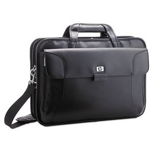"HP 17"" Executive Leather Case"