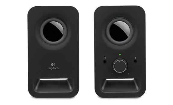 Logitech Z150 (980-000862) Multimedia Speakers - Midnight Black