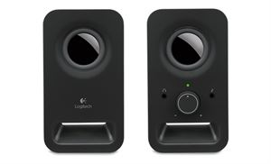 Logitech Z150 (980-000862) Multimedia Speakers - Midnight Black