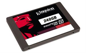 "Kingston V300 240GB SSDnow 2.5"" Solid State Drive SV300S37A/240G"
