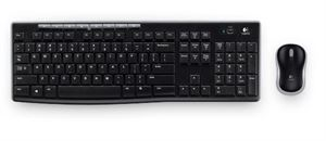 Logitech MK270R Wireless Keyboard & Mouse Combo