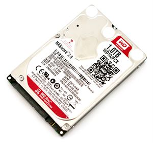 "Western Digital 1TB  Red 2.5"" Notebook Hard Drive WD10JFCX"