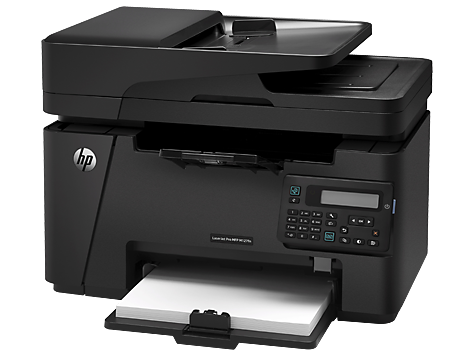 HP LASERJET PRO MFP M127FN PRINT/SCAN/COPY USB 128MB 20PPM PRINTER