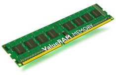 8G Kingston Single DDR3-1600 CL11 Desktop RAM (KVR16N11/8)
