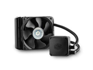 Picture of 120mm Cooler Master Seidon 120v CPU Closed-Loop Water Cooling Kit