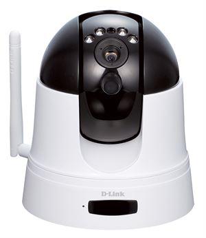 D-LINK DCS-5222L Wireless N Pan Tilt Network Cloud Camera 720P