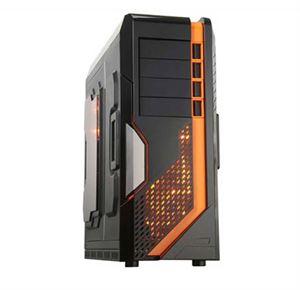 Picture of  CFI A8007 Bore Alight Graphite Black & Orange Case