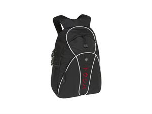 "Toshiba Katakana Backpack 15.6"" - Black/Red"