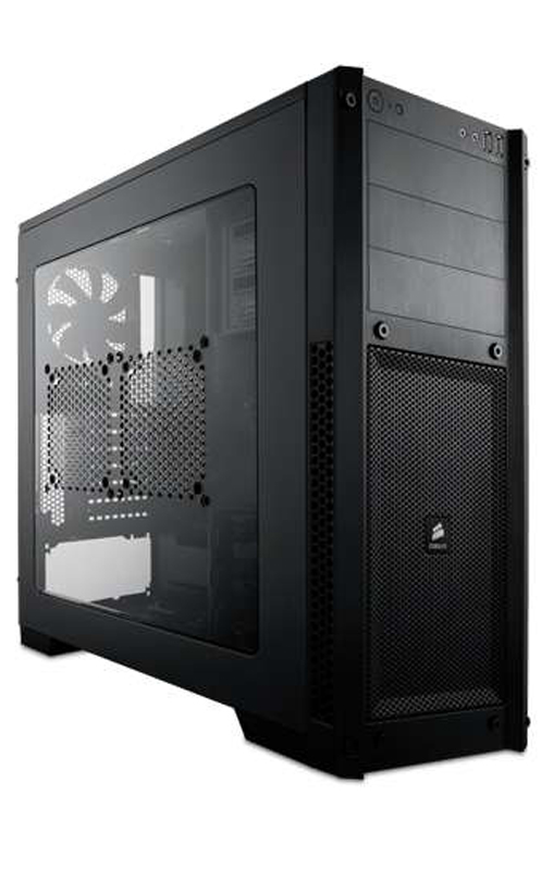 Corsair 300R Carbide Series - With Window