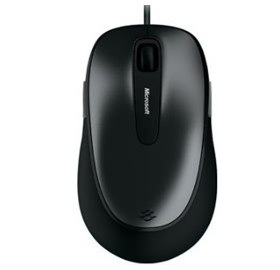 MS Comfort Mouse 4500 USB WIN MAC BLUETRACK (Black)