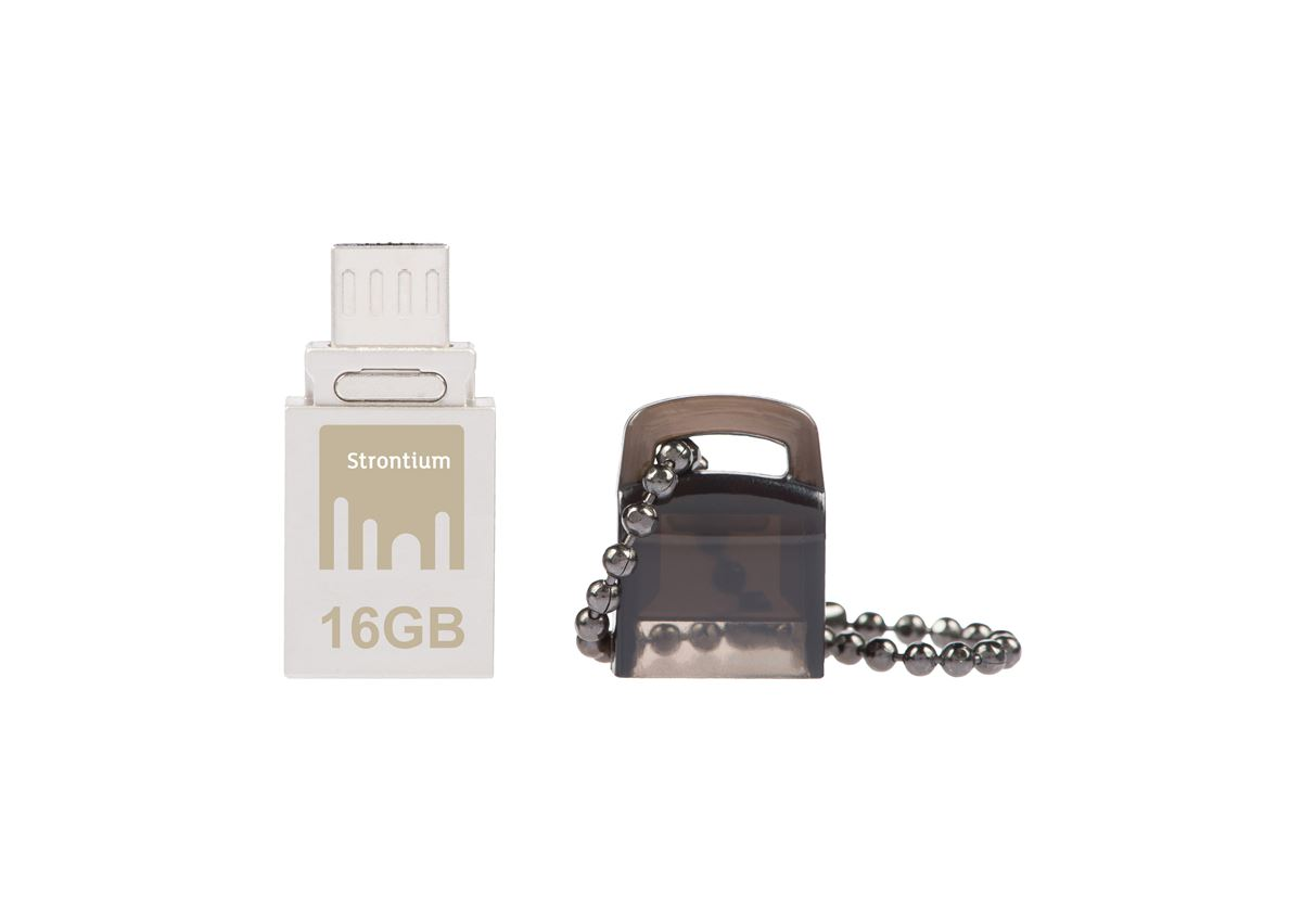 16GB Strontium OTG Series USB2.0 with Micro USB Connector