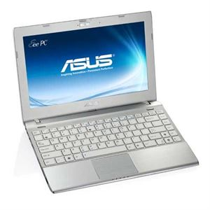 "Asus EPC1225B-SIV044M AMD E450, 2GB DDR3, 320GB, 11.6"" LED, AMD Radeon HD 6310, BT, 6CELL, WIN7 Home Premium, SILVERMATT."