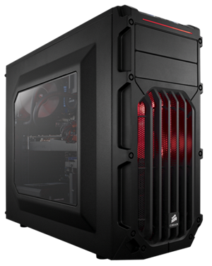 Corsair Carbide Series Spec-03 Mid Tower Gaming Case